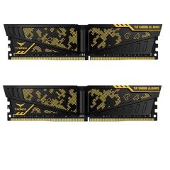 Teamgroup Vulcan TUF Gaming Alliance 16GB Kit (2x8GB) DDR4-3000 DIMM PC4-24000 CL16, 1.35V