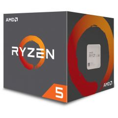 AMD Ryzen 5 2600 3,4/3,9GHz 19MB AM4 Wraith Stealth hladilnik BOX procesor