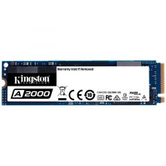 KINGSTON A2000 500GB M.2 PCIe NVMe (SA2000M8/500G) SSD