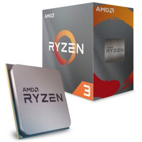 AMD Ryzen 3 3100 3,6GHz/3,9GHz AM4 Wraith Stealth BOX procesor