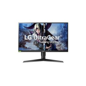 Monitor LG 27GL850-B, IPS, GAMING, G-SYNC, QHD, (2560X1440), 144Hz
