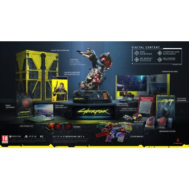 Cyberpunk 2077 Collector's Edition (PC)