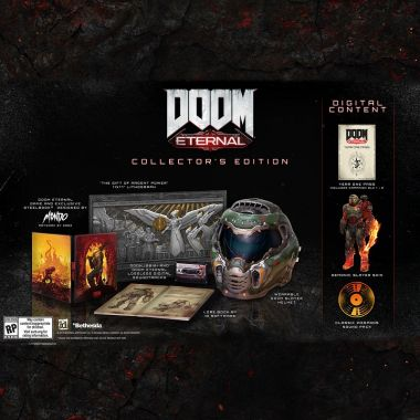 Doom Eternal Collector's Edition (PS4)