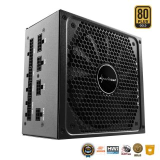 SHARKOON SilentStorm Cool Zero 650W ATX 80plus Gold napajalnik