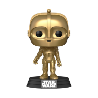 FUNKO POP STAR WARS: SW CONCEPT - C-3PO