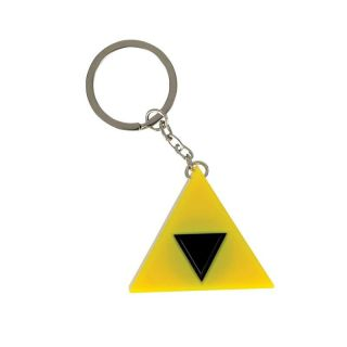 PALADONE THE LEGEND OF ZELDA TRI-FORCE KEY LIGHT