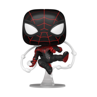 FUNKO POP GAMES: MILES MORALES - ADVANCED TECH SUIT