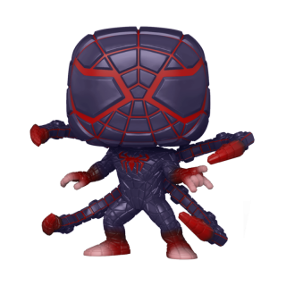 FUNKO POP GAMES: MILES MORALES - PROGRAMMABLE MATTER SUIT