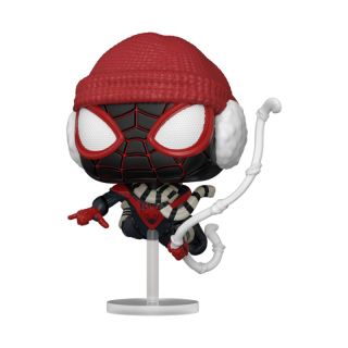 FUNKO POP GAMES: MILES MORALES - WINTER SUIT