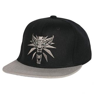 JINX THE WITCHER 3 EREDIN STRETCH FIT HAT