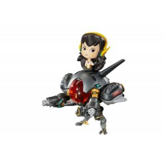 MERCHANDISE OVERWATCH CARBON FIBER D.VA WITH MEKA