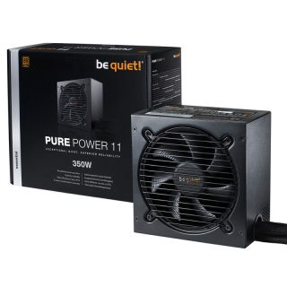 BE QUIET! PURE POWER 11 350W (BN291) 80Plus Bronze napajalnik