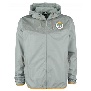 JINX OVERWATCH LOGO WINDBREAKER, L