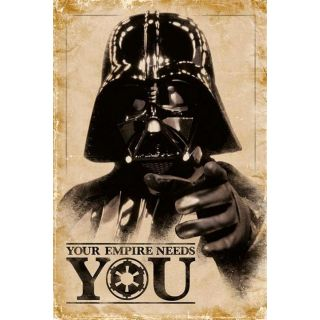 Pyramid STAR WARS (YOUR EMPIRE NEEDS YOU) MAXI plakat