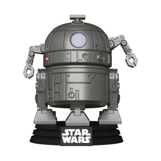 FUNKO POP STAR WARS: SW CONCEPT - R2-D2