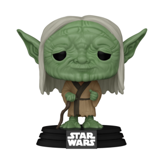 FUNKO POP STAR WARS: SW CONCEPT - YODA