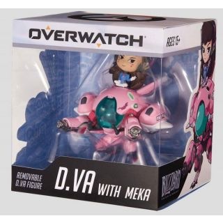FIGURA CUTE BUT DEADLY D.VA W/MEKA