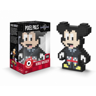 PIXEL PALS SVETILKA KINGDOM HEARTS KING MICKEY