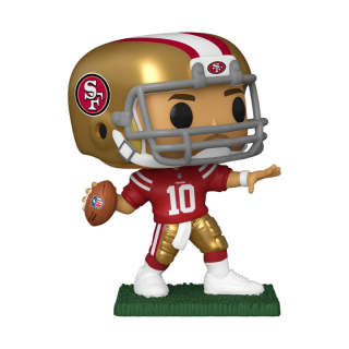 FUNKO POP NFL: 49ERS - JIMMY GAROPPOLO