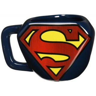PALADONE DC COMICS SUPERMAN SHAPED SKODELICA