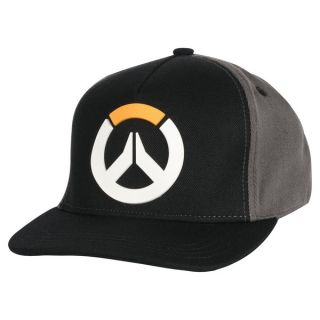 JINX OVERWATCH DIVISION STRETCH FIT HAT