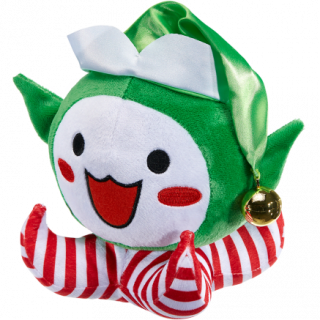 FIGURA PLUSH MEDIUM PACHIMARI CHRISTMAS (PACHI ELF)
