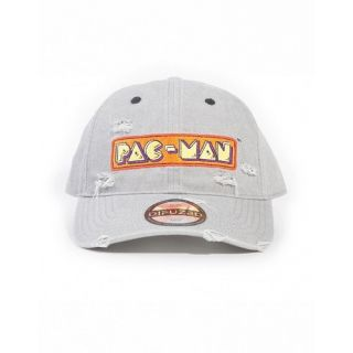DIFUZED PAC-MAN - LOGO DENIM ADJUSTABLE CAP