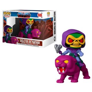 FUNKO POP RIDE: MOTU - SKELETOR ON PANTHOR