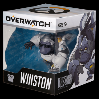 FIGURA CUTE BUT DEADLY MEDIUM (OVERWATCH)-WINSTON