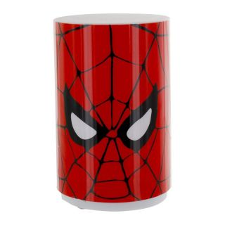 PALADONE MARVEL COMICS SPIDERMAN MINI LIGHT WITH TRY ME